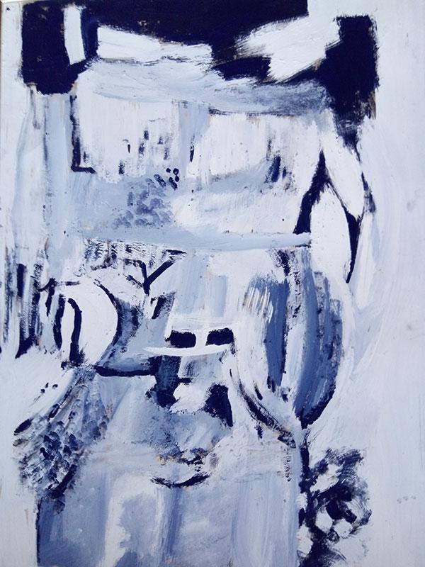 Abstrakte malerier
